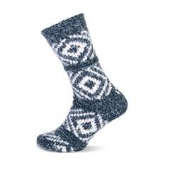 Sokken Soft Yarn Ruit Marine Wit