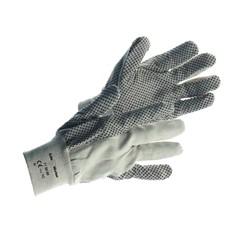 Safeworker Werkhandschoen Katoen PVC Dots Maat L