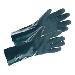 Safeworker Werkhandschoen PVC Chemie Antislip 35 CM Maat 10