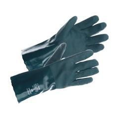 Safeworker Werkhandschoen PVC Chemie Antislip 27 CM Maat 10