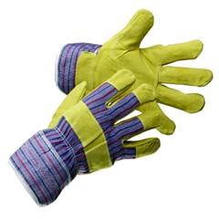 Cerva Werkhandschoen Splitleder Maat 10