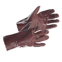 Safeworker Werkhandschoen PVC Vloeistof Dicht 27 CM Maat 10