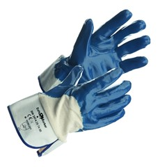 Safeworker Werkhandschoen Nitril Olie Extra Grip Maat 10