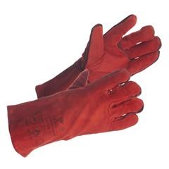 Safeworker Lashandschoenen Rundsplitleer Maat 10