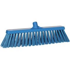 Vikan Bezem Hard Blauw 53cm