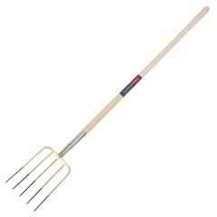 Talen Tools Mest(Stal)vork 5-Tands Met Steel
