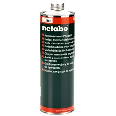 Metabo Onderhoudsolie Voor Heggenscharen 1 Liter