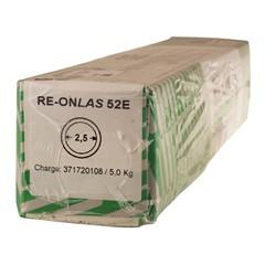 RE-ON 52E Laselektroden 2,5 x 350 MM Verpakking 5 KG