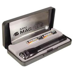 Maglite Zaklantaarn Mini-Mag Geschenkbox Zwart
