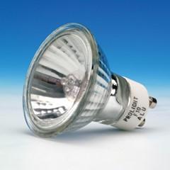 Halogeenlamp halopar16 prolich 50 watt, 51 mm
