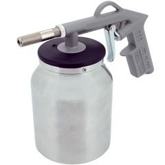 Airpress Gritpistool met Onderbeker 1 Liter