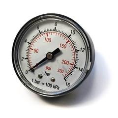 Airpress blister met manometer 50 mm