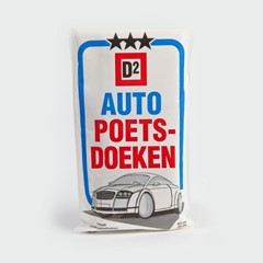 Auto poetsdoeken