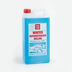 Ruitensproeiervulling (Winter) 3,25 Liter