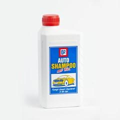 Autoshampoo m/wax 1L