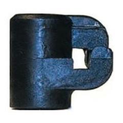 Top(Opslag)isolator Veerstalen Paal
