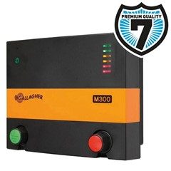 Schrikdraadapparaat (230 volt) M300 - Gallagher