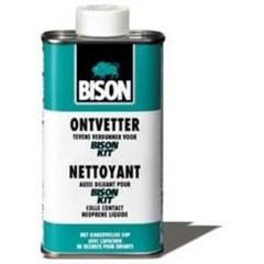 Bison ontvetter/verdunner voor bison kit 250 ml