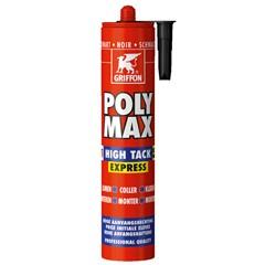 Griffon Poly Max Express Zwart Koker 425 g