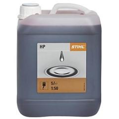 Stihl Tweetaktolie HP 5 Liter (Voor 250 Liter)