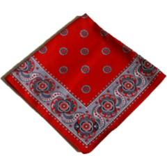 Zakdoek Rood (Boerenzakdoek) 50 x 50 cm