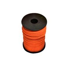 Metseldraad gevlochten oranje 200  meter
