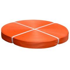 Spanband Oranje 50 MM Los Per Meter