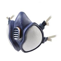 3M Damp-, Gas- en Stofmasker ABEK1P3D