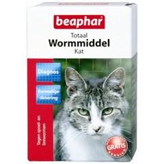 Beaphar Diagnos Wormtablet Kat