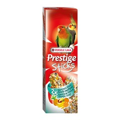 Versele-Laga Prestige Sticks exotisch fruit 2 x70 gram