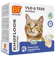 Biofood anti-vlo naturel 100 st