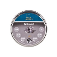 Diabolo puntkogel 5.05 mm 250 stuks