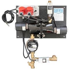 Suevia Warm Watercirculatie-unit 312 400 Volt