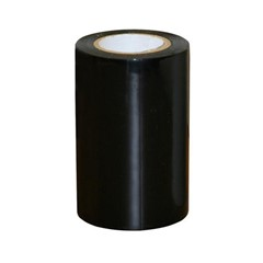 Plakband Zwart  - 10 Cm