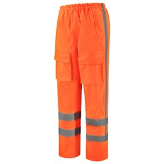 Tricorp Hi-Vis RWS Regenbroek Fluor Oranje