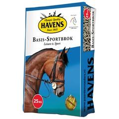Havens Basis Sportbrok 25 KG
