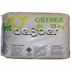 Ostrea Oestergrit 2 - 4 mm per korrel inhoud 25 kg