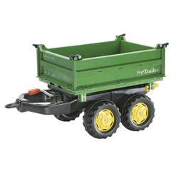 Rolly Mega John Deere Trailer