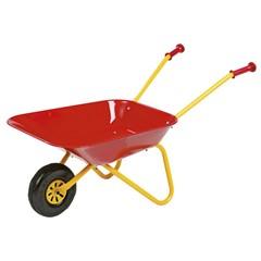 Kruiwagen Rolly Toys Metaal Rood