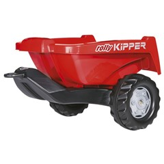 Rolly Kipper II Rood
