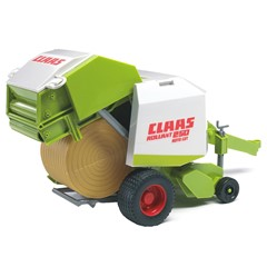 Bruder 02121 - Claas Rollant 250 Ronde Balenpers 1:16