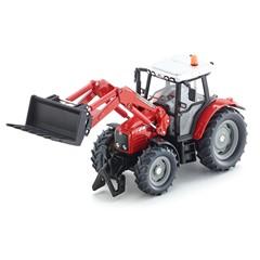 Siku 3653 - Tractor Met Voorlader 1:32