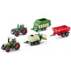 Siku 6286 - Super Tractor Geschenkset 2 1:87