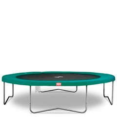 BERG Trampoline Favorit Ø 380 cm, Groen