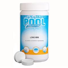 Pool Power Long Chloortabletten 1 Kg