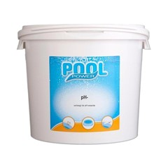 Pool Power pH Minus Poeder 7 Kg