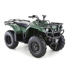 Yamaha ATV Grizzly 350 2WD Groen