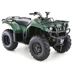 Yamaha ATV Grizzly 350 4WD Groen