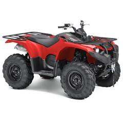 Yamaha ATV Kodiak 450 4WD IRS Rood