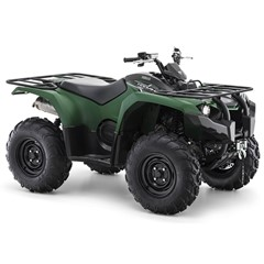 Yamaha ATV Kodiak 450 4WD EPS ALU Groen